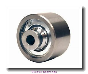 ISOSTATIC EP-081414  Sleeve Bearings