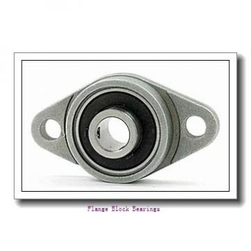 QM INDUSTRIES DVF09K107SET  Flange Block Bearings
