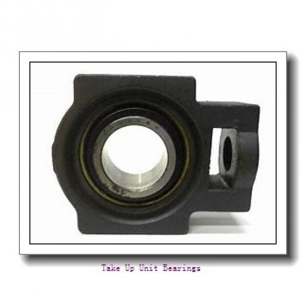 DODGE WSTU-DLM-215  Take Up Unit Bearings #1 image