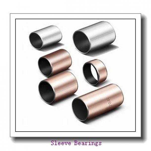 ISOSTATIC CB-2126-38  Sleeve Bearings #1 image